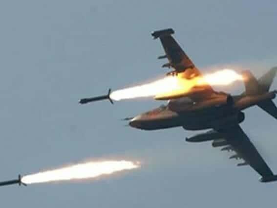 Photo of مجزرة ثانية يرتكبها الطيران الروسي في ديرالزور خلال 48 ساعة