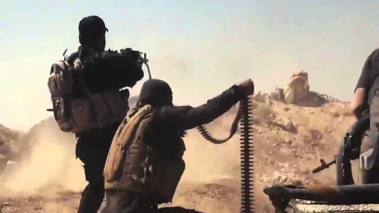 Photo of داعش تفشل بهجومها على القلمون الشرقي والخسائر كبيرة.