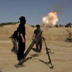 داعش يشن هجوماً على مطار ديرالزور العسكري ويبدأه بمفخخة