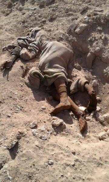 Photo of مقبرة جماعية في البوكمال وداعش السبب