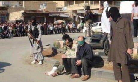 Photo of داعش تعتقل 20 شاباً في مدينة الميادين