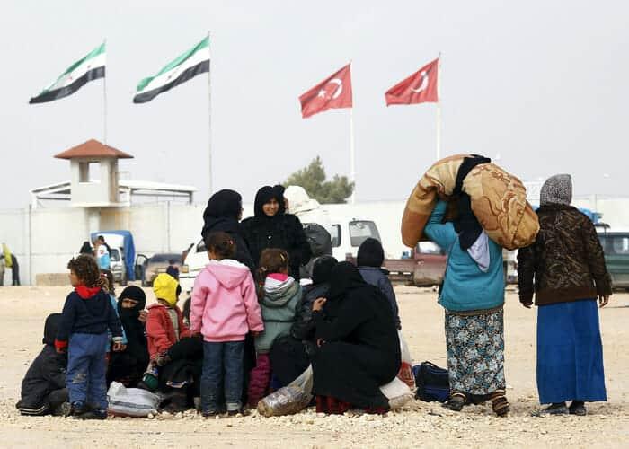 Photo of استشهاد فتاة وطفلة من ديرالزور بانفجار لغم على الحدود التركية