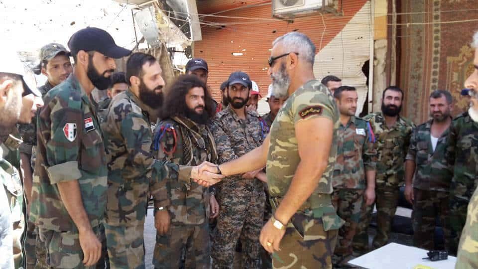Photo of قوات الأسد في ديرالزور تبادر بالهجوم عقب تعيين قيادتها الجديدة