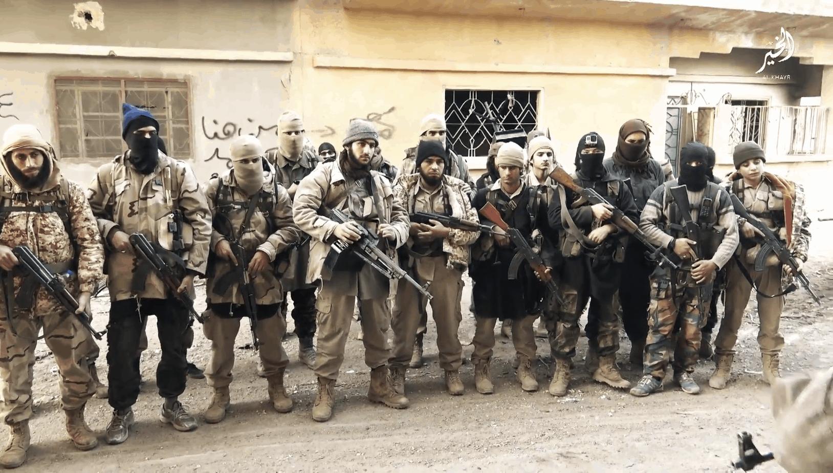 Photo of «المناصرون» في دير الزور