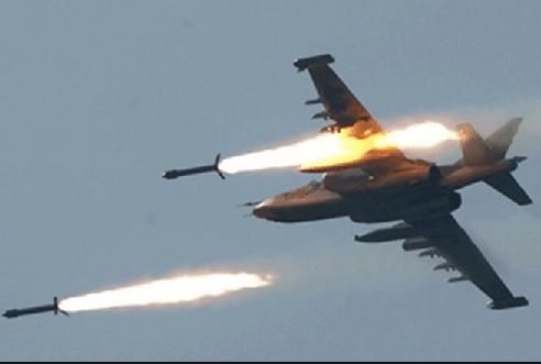 Photo of طيران التحالف الدولي يرتكب مجزرة في ريف ديرالزور الشرقي