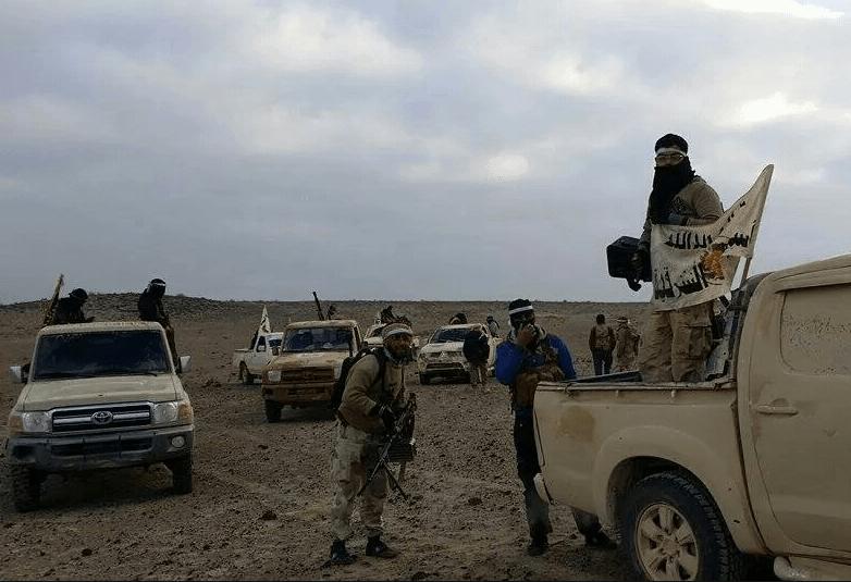"""Photo of العمليات العسكرية لـ """"جيش أسود الشرقية"""" خلال الأشهر الأخيرة"""