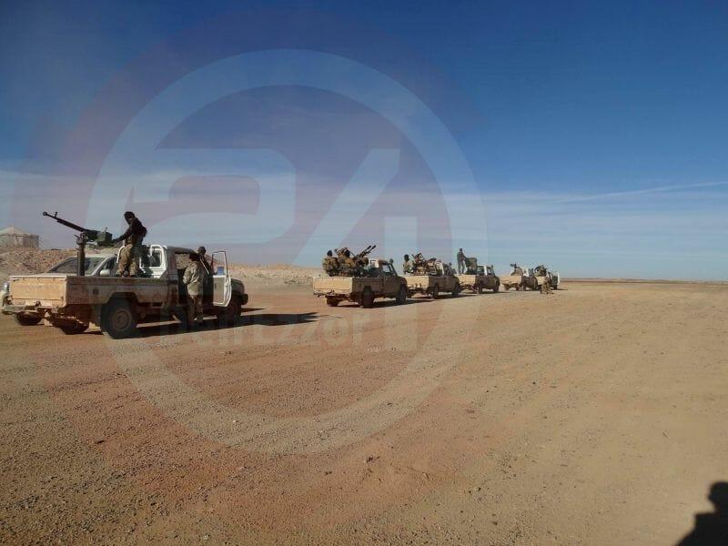 Photo of جيش أسود الشرقية و فصائل أخرى تتصدى لهجوم داعش على القلمون الشرقي