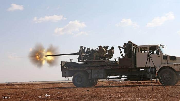 Photo of جيش أسود الشرقية يقصف مواقع قوات الأسد في ريفي السويداء ودمشق