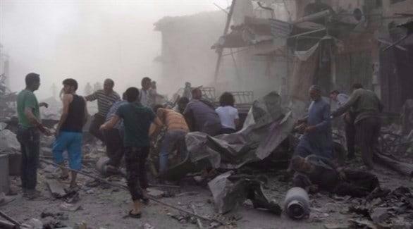 Photo of طيران التحالف يقصف سجناً لداعش في الميادين ..واستشهاد أكثر من ستين شخصاً مدنياً