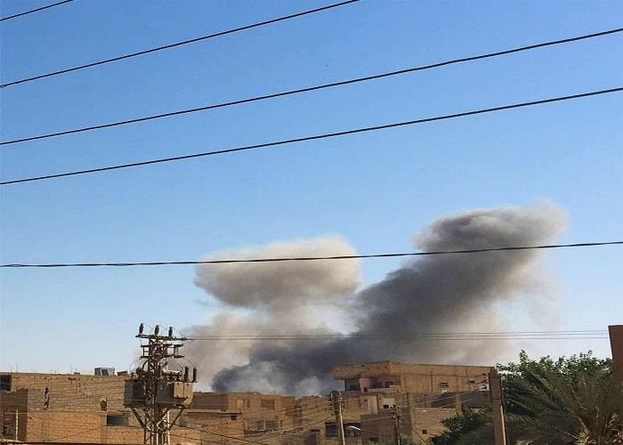 Photo of الطيران الحربي يرتكب مجزرة في مدينة الميادين ضحيتها 6 شهداء