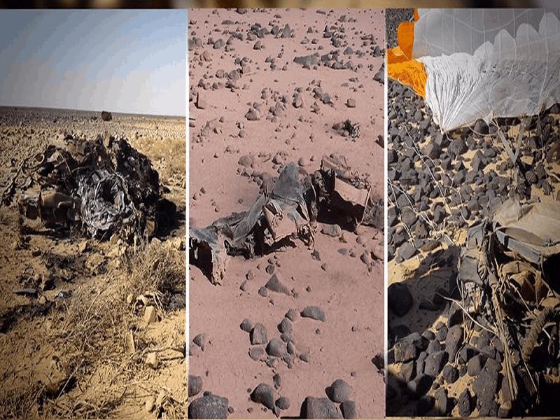 Photo of أسود الشرقية و قوات الشهيد أحمد العبدو يسقطون طائرة ميغ تابعة لقوات الأسد