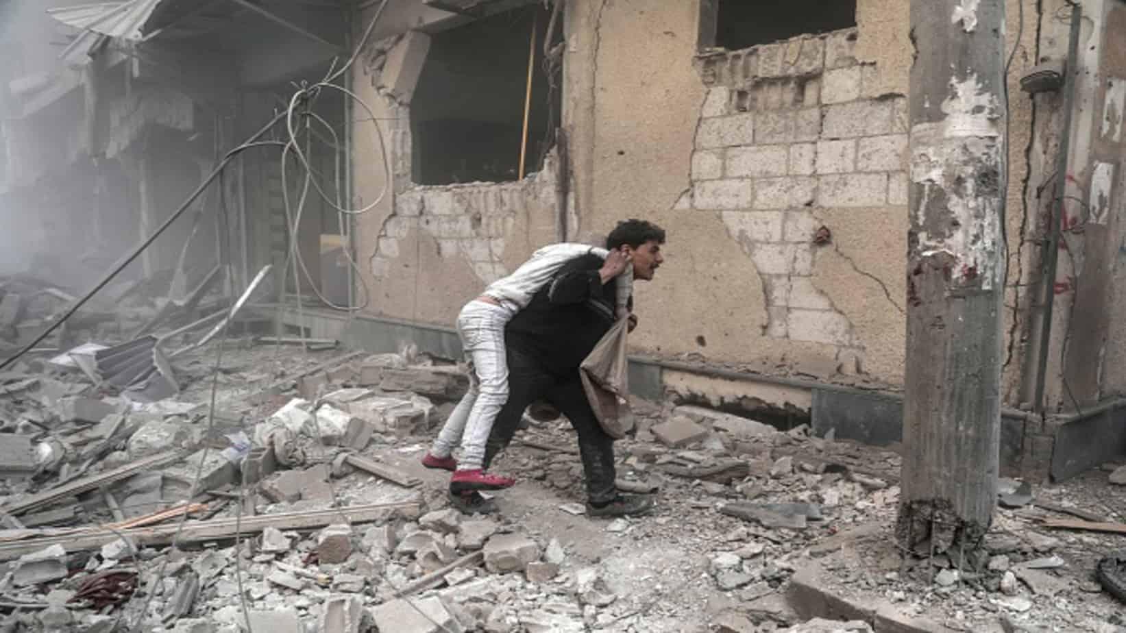 Photo of يوم دامٍ في ديرالزور وعشرات الضحايا كلهم مدنيون