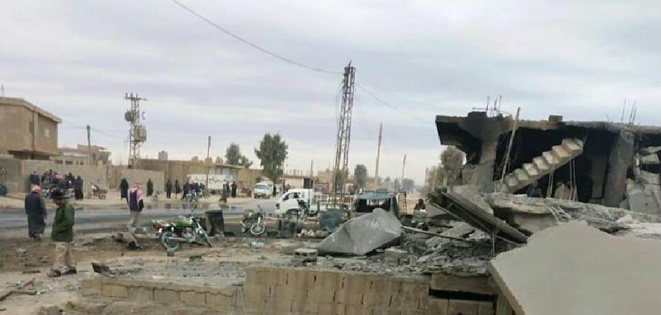 Photo of مجزرتان في بلدة الجرذي الشرقي خلال عشرة أيام