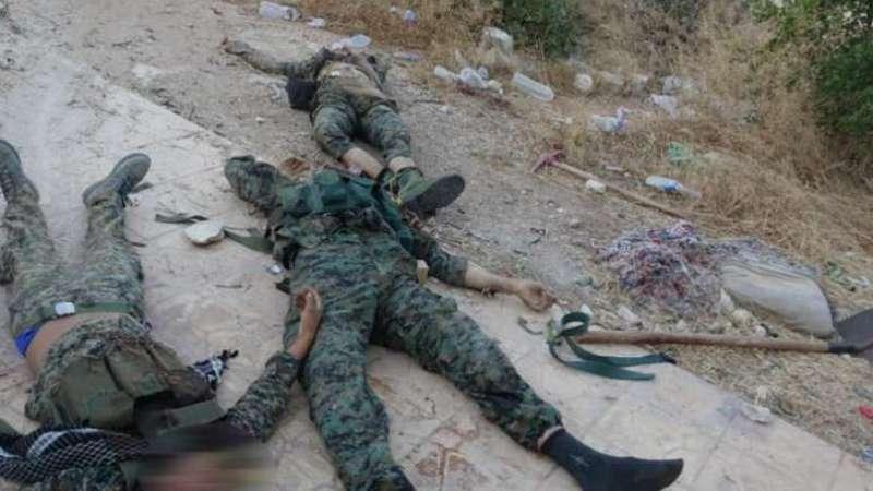Photo of كمائن داعش توقع المزيد من القتلى في صفوف قوات الأسد
