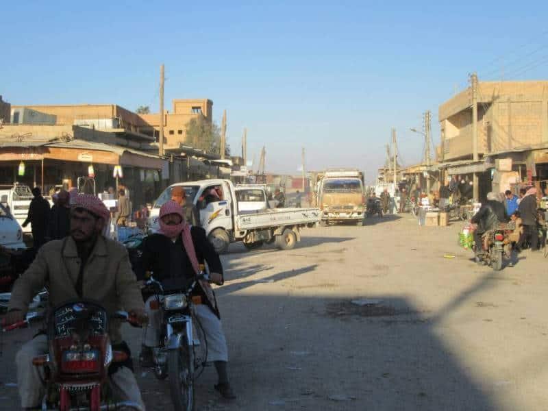 Photo of الخدمات و الأوضاع المعيشية للمدنيين في ناحية الصور شمال ديرالزور