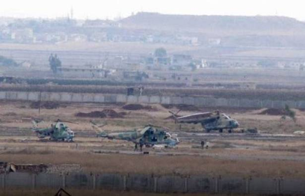 Photo of نظام الأسد يخلي مطار ديرالزور العسكري تخوفاً من الضربة الأمريكية