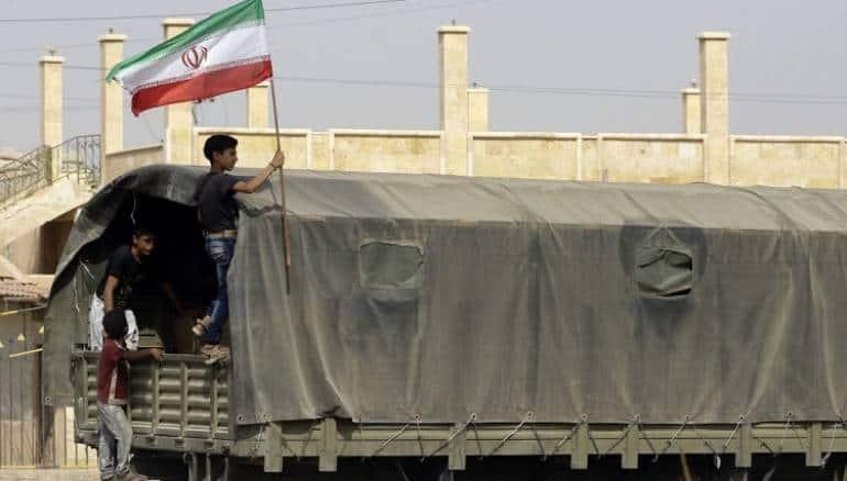 Photo of قوات الأسد تغيب عن احتفالٍ أقيم على شرفها في مدينة البوكمال!