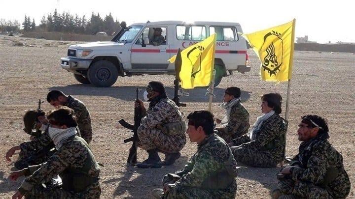 Photo of بعد هجمات داعش العنيفة …. إيران تعزز جبهة البادية في ديرالزور