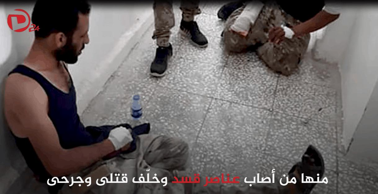 Photo of خلايا داعش تنشط مجدداً في شرق الفرات