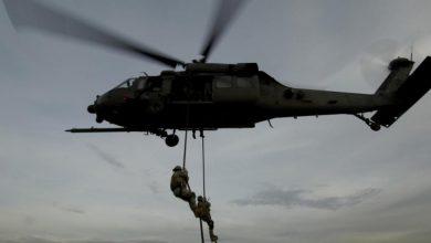 Photo of التحالف ينفذ عملية إنزال جوي شمال ديرالزور وهذه تفاصليها!