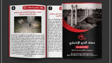 Photo of مجلة حصاد الدير العدد (14)