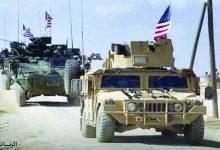 Photo of التحالف الدولي يعزز قواعده بديرالزور عسكرياً ولوجستياً