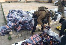 Photo of توزيع مساعدات إنسانية لـ 500 عائلة في ديرالزور بحضور التحالف الدولي