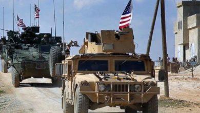 Photo of وصول مدرعات أمريكية حديثة ومعدات لوجستية إلى ديرالزور