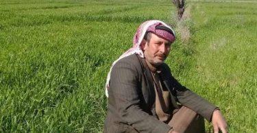 أحد ضحايا المجزرة - حسين محمود الفياض